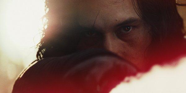 Kylo Ren Star Wars The Last Jedi