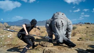 Final Fantasy 15 - Best PS4 Pro Games