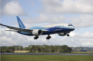 Tomorrow's Airliners: Stronger, More Comfortable and Mainly Plastic
