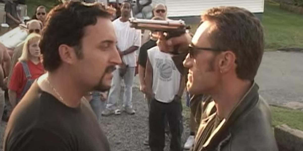 John Paul Tremblay and Bernard Robichaud on Trailer Park Boys