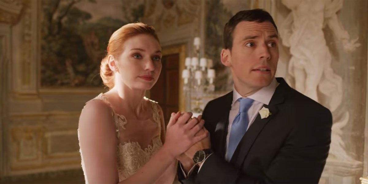 Netflix sedative love wedding repeat