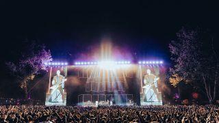 Metallia live, Aftershock festival 2021
