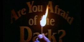 Nickelodeon's Are You Afraid Of The Dark? Is Getting A Movie