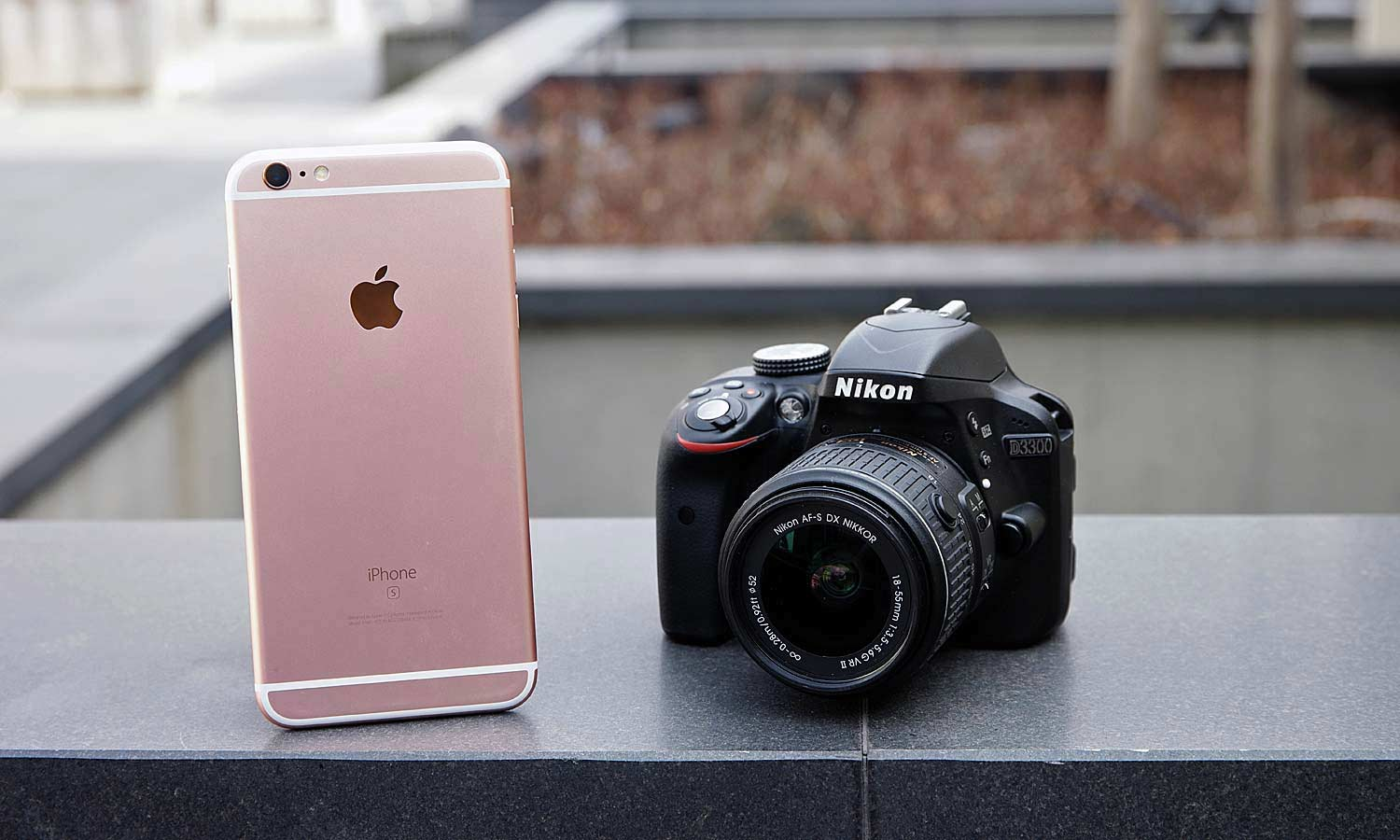 Camera Face-Off: Can an iPhone Beat a DSLR? | Tom's Guide