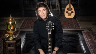 A picture of Steve Hackett