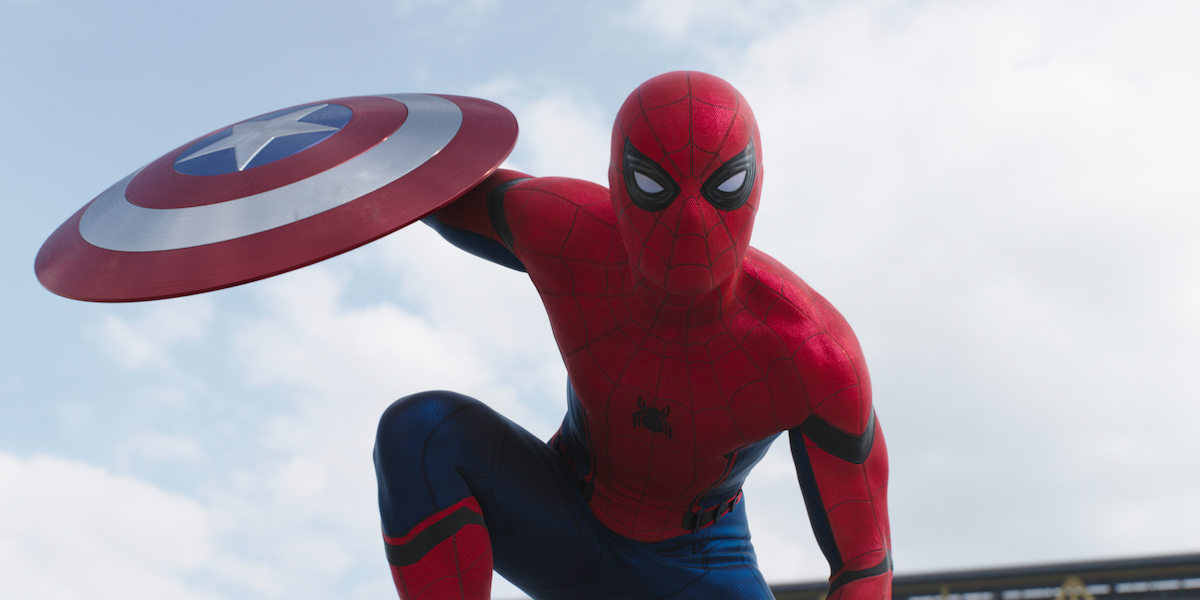 The Wild Way Tom Holland Reacted To Being Cast As The MCU's Spider-Man