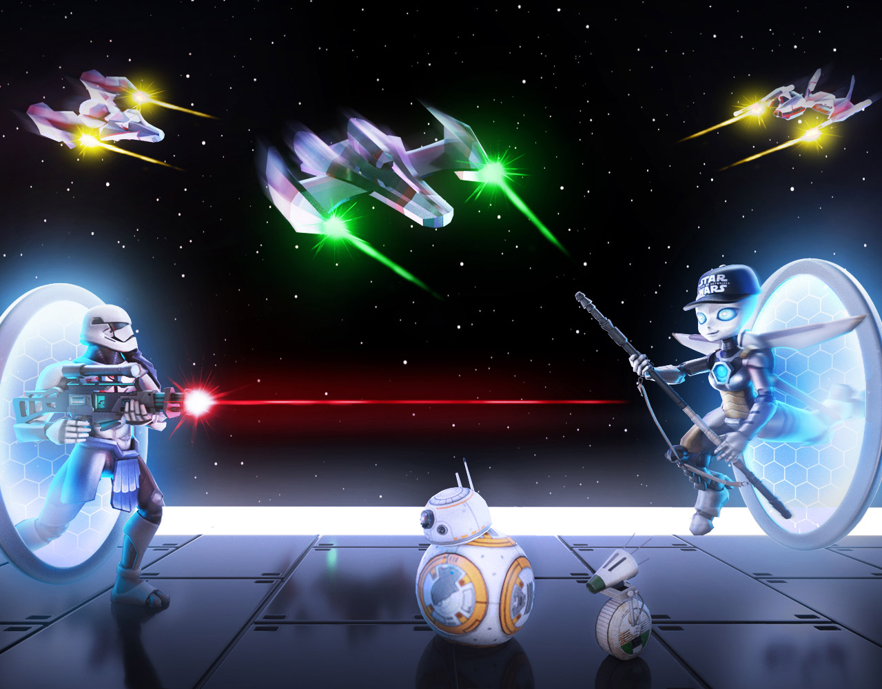 Star Wars is everywhere, and now it's officially in Roblox too | PC Gamer