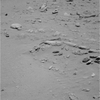 New Rock Type Found at Mars
