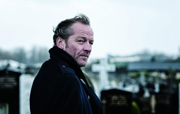 Just when you're beginning to think that TV simply cannot support yet another recovering alcoholic maverick ex-cop, along comes Iain Glen as former Garda officer Jack Taylor to prove it can.