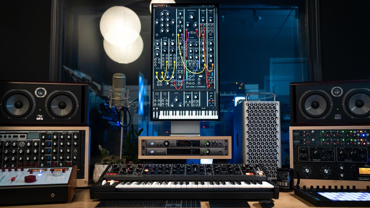 Moog releases its first official desktop soft synth, but not everyone will be able to use it