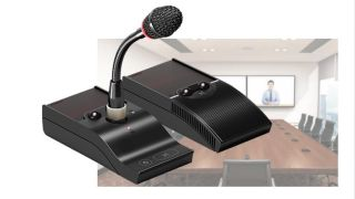 MediaVision Launches Wireless Discussion Microphones