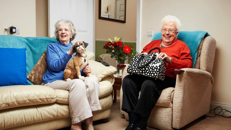 Gogglebox star Mary Cook has died aged 92