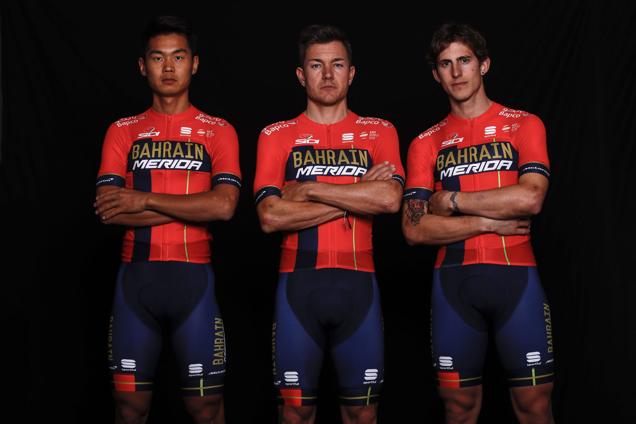 The 2019 Bahrai-Merida kit (Photo Luca Bettini BettiniPhoto©2018) 8636dd009