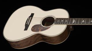 PRS SE Parlor acoustic Antique White