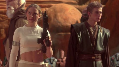 An image of Star Wars: Episode 2 - Attack of the Clones