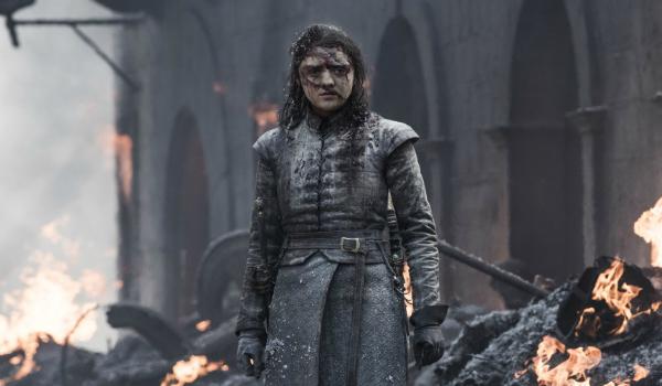 Game of Thrones Arya Stark Maisie Williams HBO