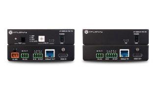 Atlona Ships 4K HDR HDBaseT Extender Kit