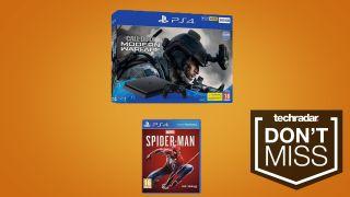 Black Friday PS4 bundle deal