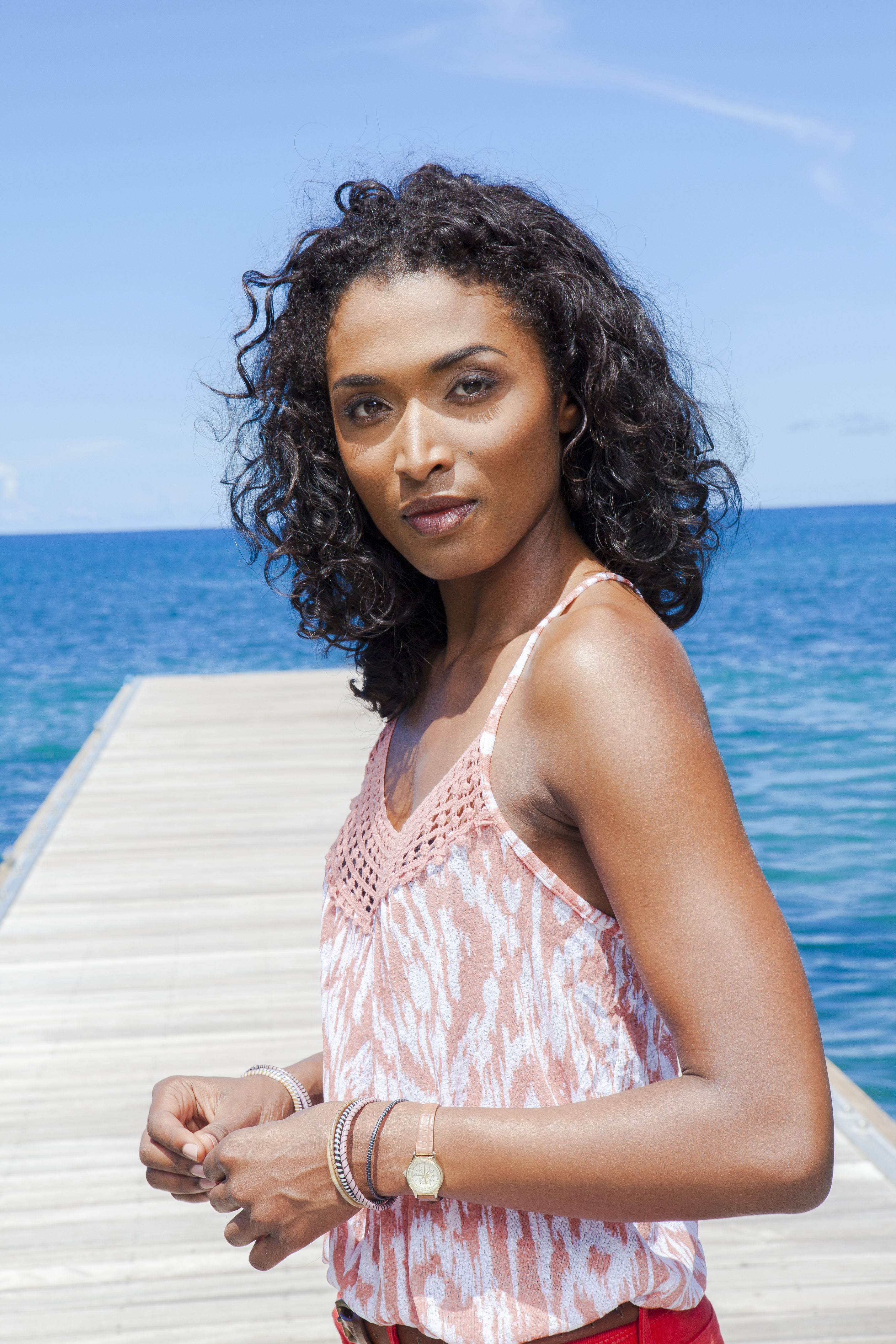 Sara Martins: 'I'd love to do more Death in Paradise ...