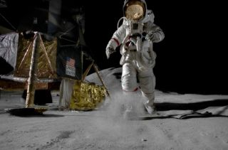 'Magnificent Desolation' Brings the Moon Down to Earth