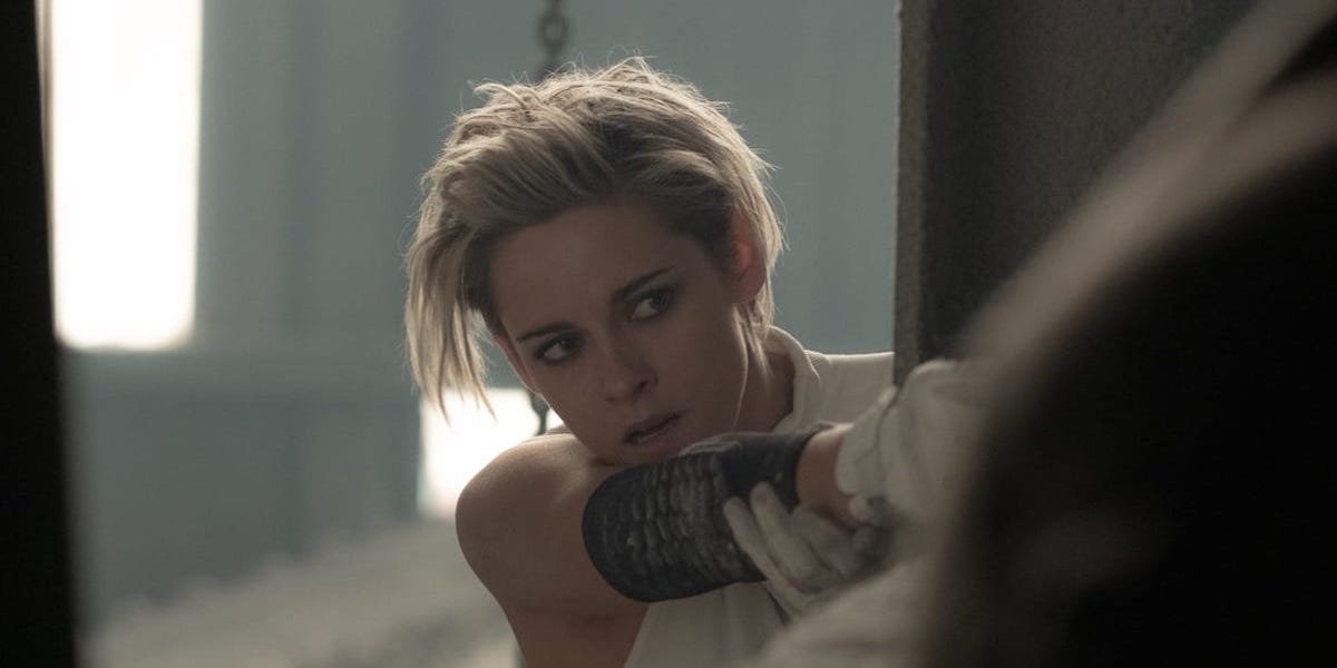 Kristen Stewart in Charlie's Angels