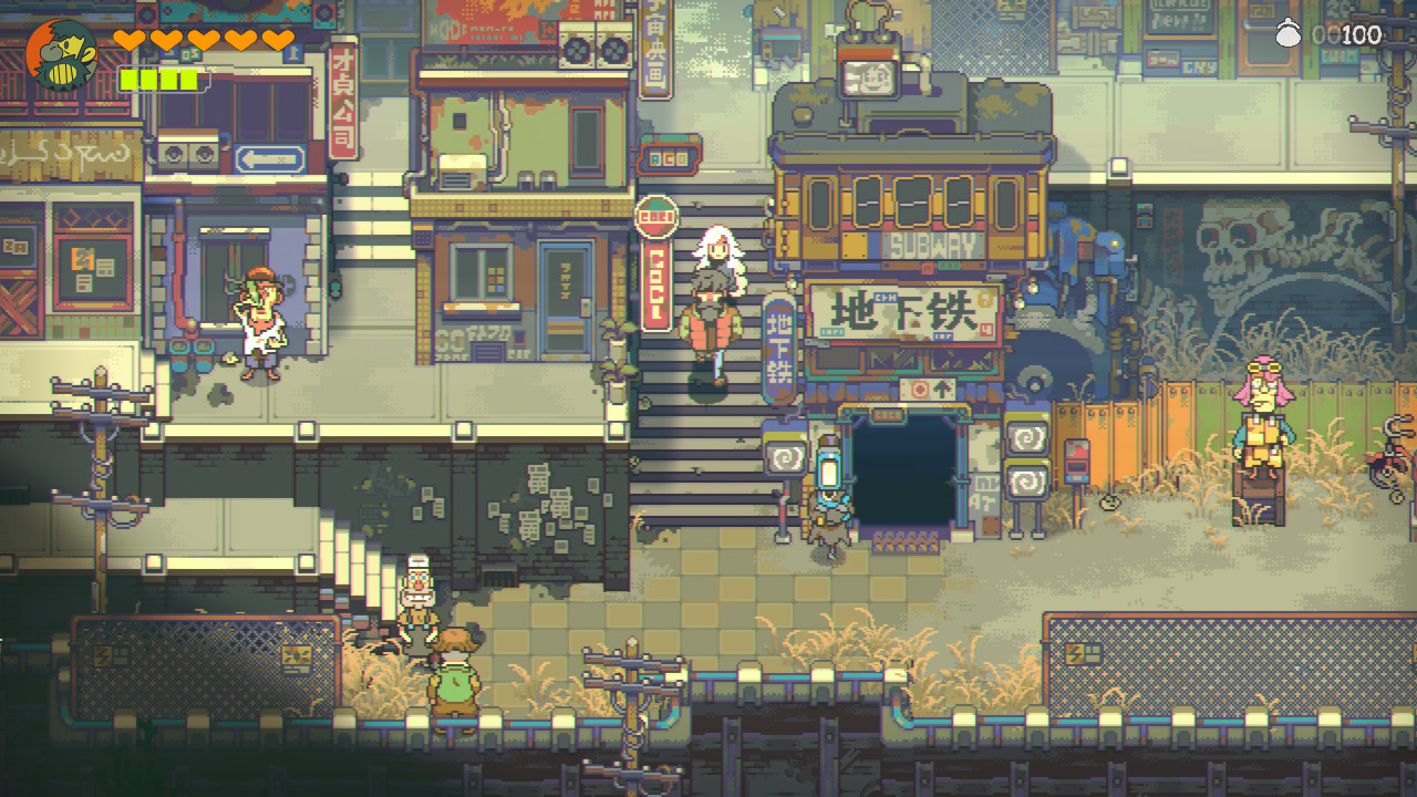 Eastward takes a trip back to the golden age of Asian RPGs | PC Gamer