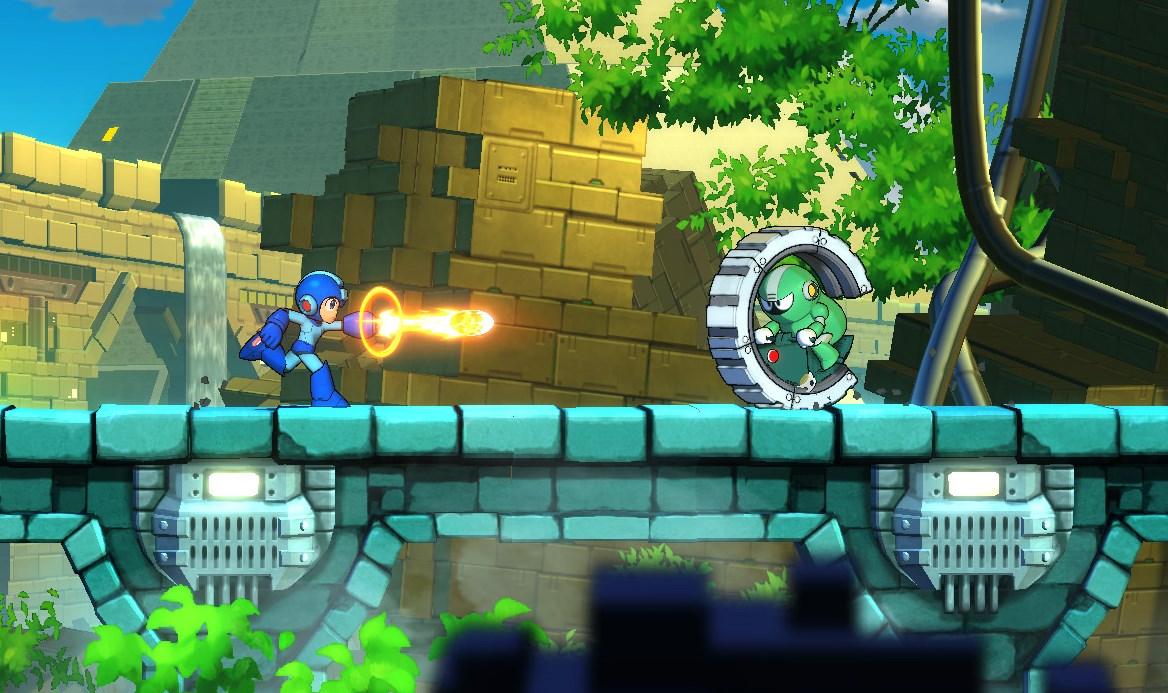 Mega Man 11 gameplay trailer reveals October release date | PC Gamer