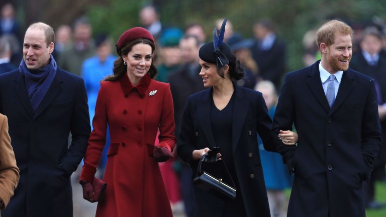 William and Kate share pic of Meghan Markle on her 40th birthday