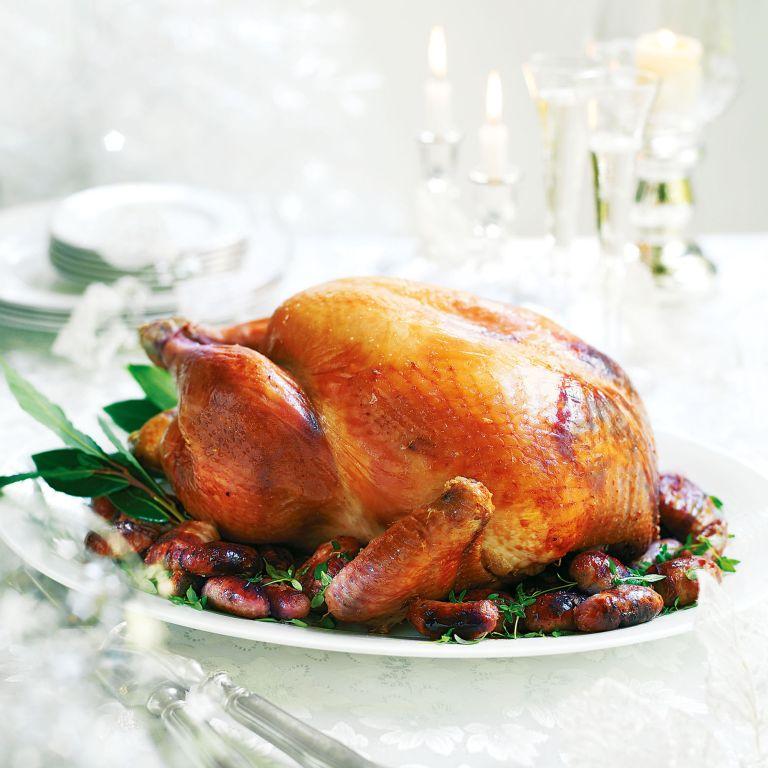 Roast Turkey recipe-turkey recipes-recipe ideas-new recipes-woman and home