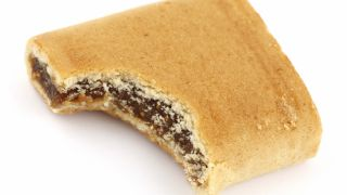 Fig roll: The chosen half-time snack of Manchester United wrinkle dodgers Paul Scholes and Ryan Giggs