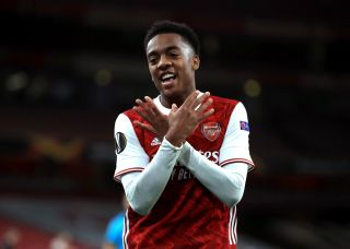 Arsenal v Dundalk – UEFA Europa League – Group B – Emirates Stadium