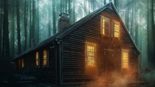 The Conjuring House in The Sleepless Unrest