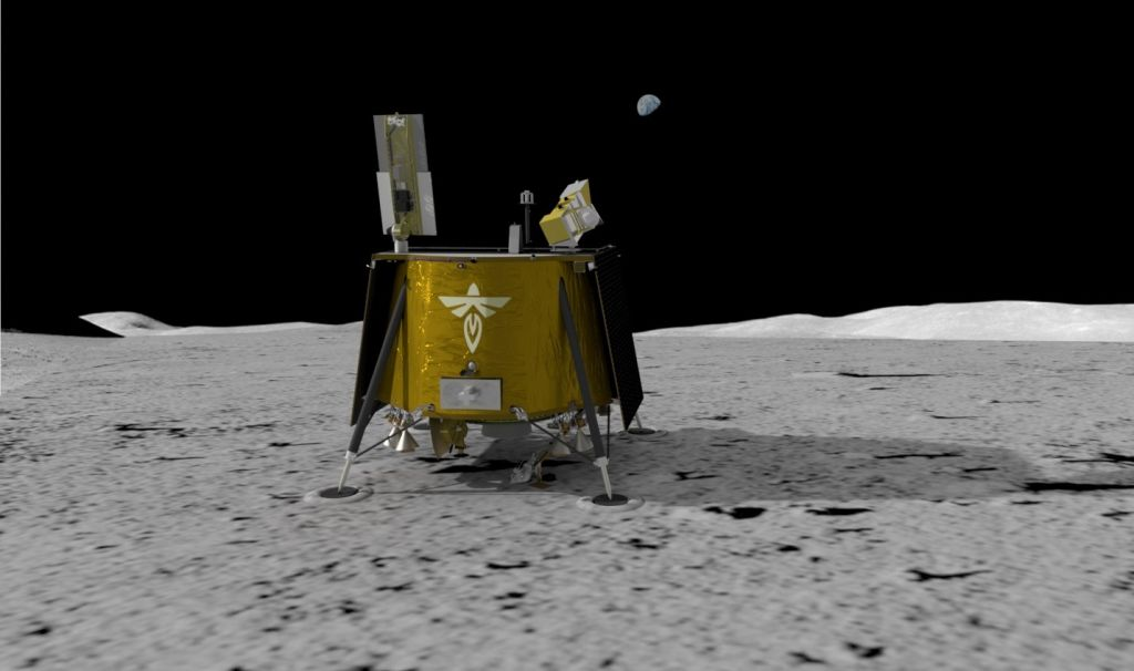 NASA picks Firefly Aerospace to deliver science payloads to the moon in 2023