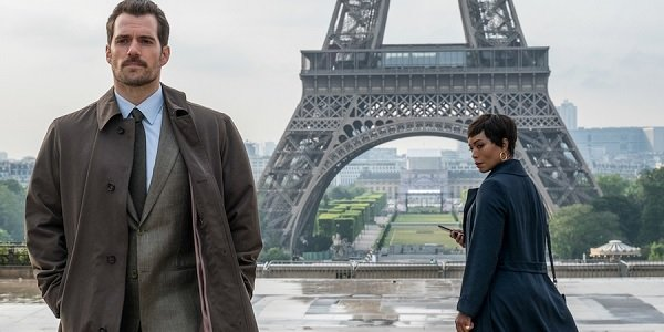 Mission: Impossible - Fallout Henry Cavill Angela Bassett August walking away from Erica in Paris