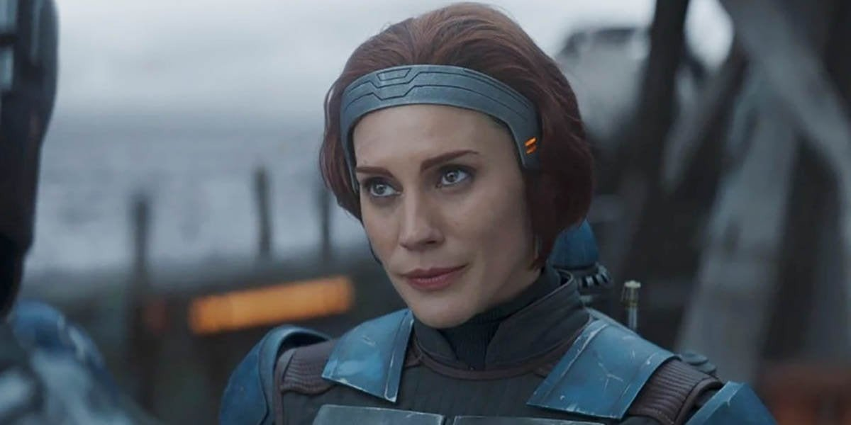 The Mandalorian's Katee Sackhoff Had Some Confusing Moments On Set, And They Involved Stormtroopers