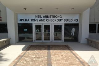 Neil Armstrong Operations and Checkout Building