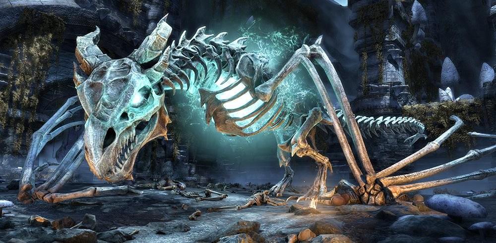 The Elder Scrolls Online: Dragon Bones is coming in February