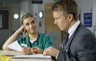 Chelsea Halfpenny: Alicia thinks Ethan will never find out it's her!