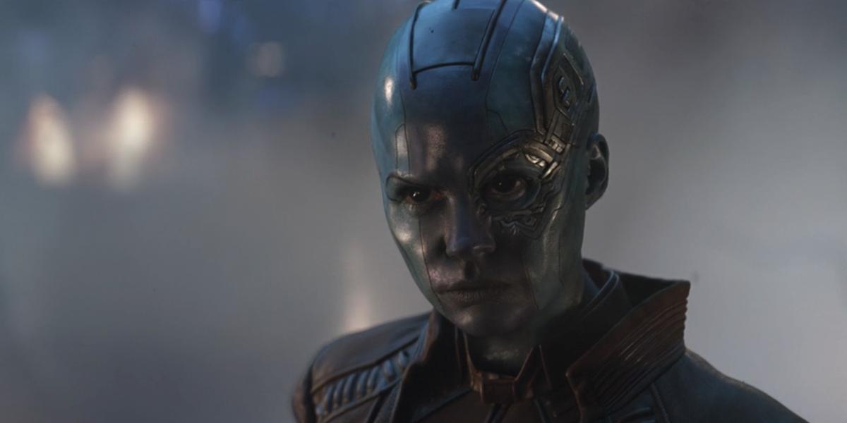 2014 Nebula in Avengers: Endgame
