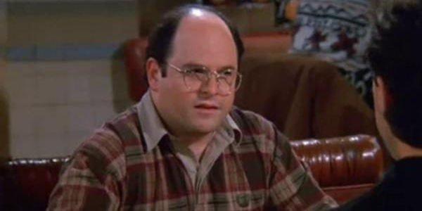 Seinfeld Jason Alexander George Constanza NBC