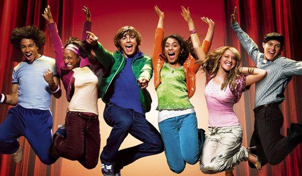 High School Musical full cast promo
