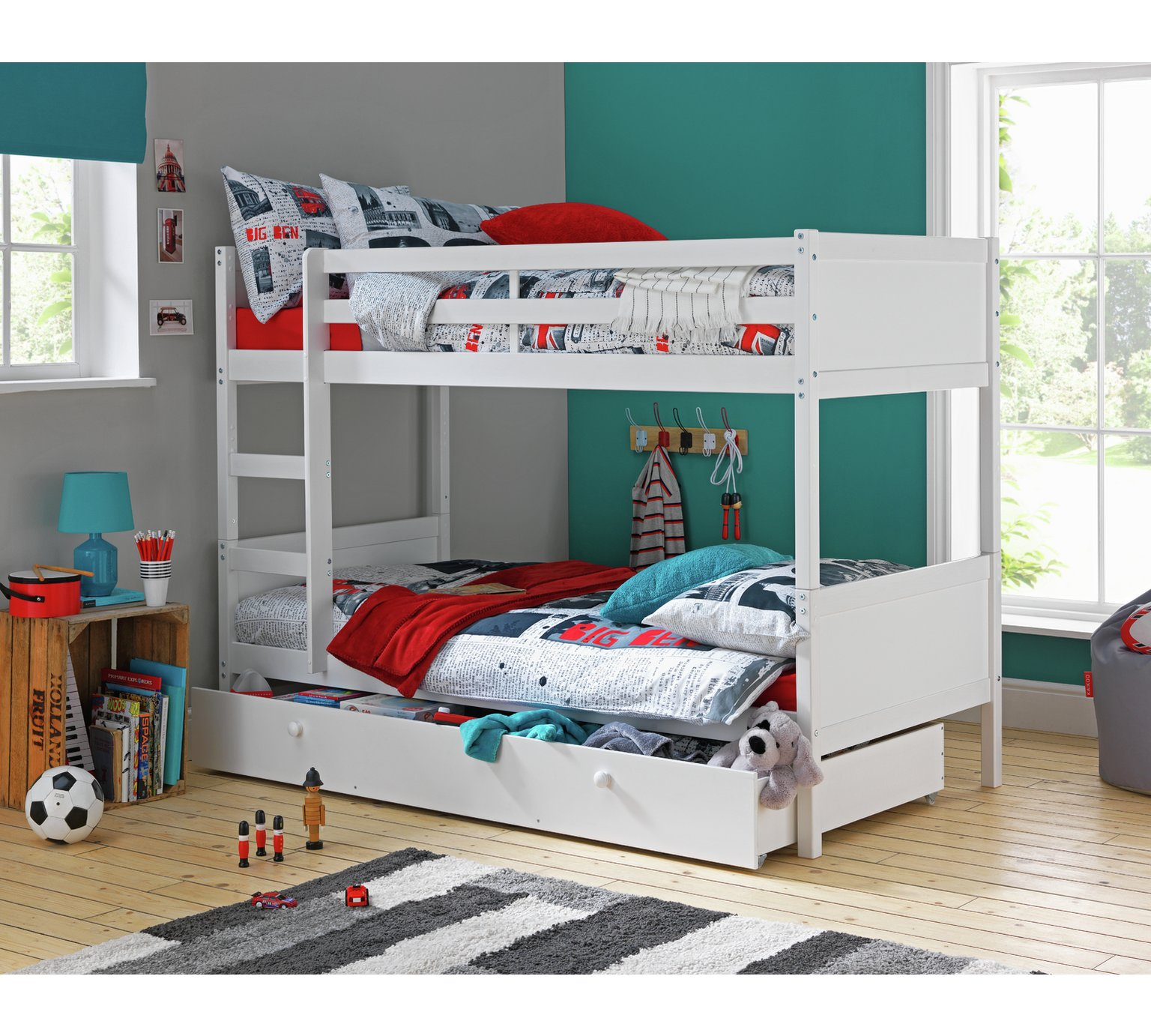 Picture of: The Best Children S Bunk Beds Theradar