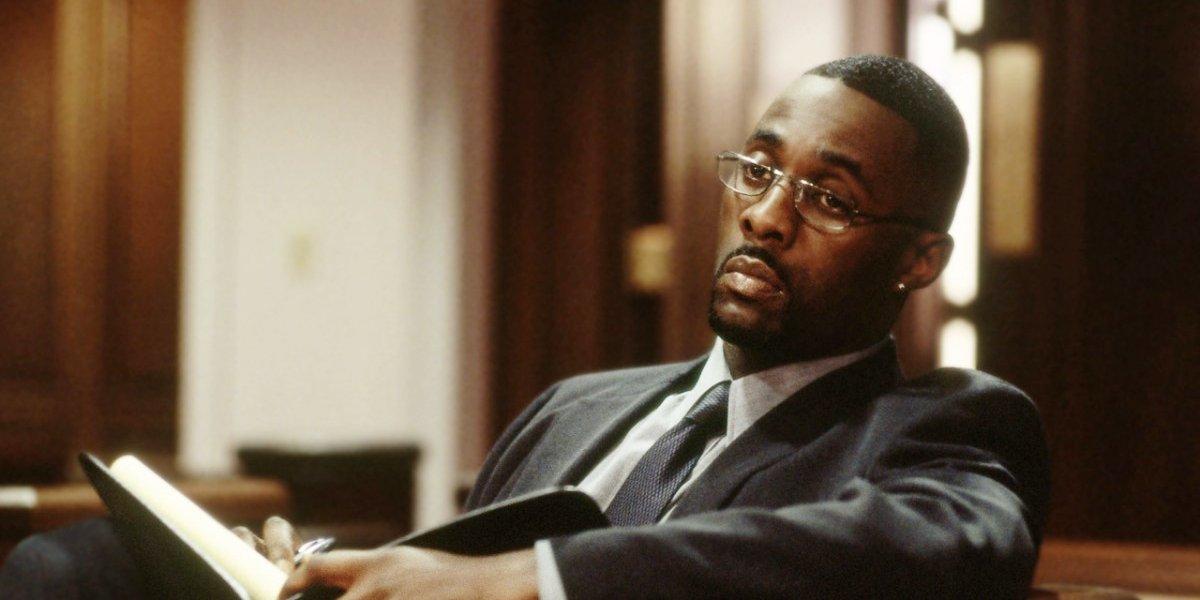 Idris Elba on The Wire