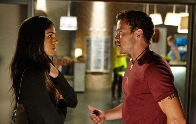 Home and Away - Willow Harris and Dean Thompson