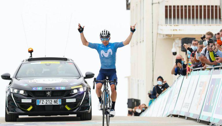 Miguel Ángel López wins the Mont Ventoux Dénivelé Challenge