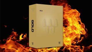 Waves Gold plugin bundle packaging