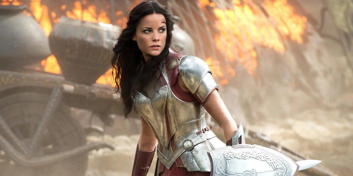 Jaimie Alexander - Thor: The Dark World