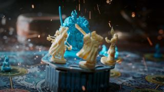 A World of Warcraft Pandemic board game is bringing Wrath of the Lich King to tabletop