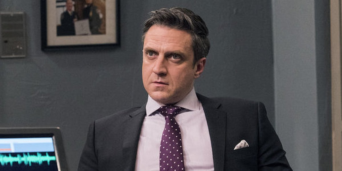 Raul Esparza on Law and Order: SVU