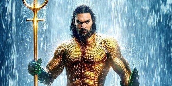 Jason Momoa in Aquaman